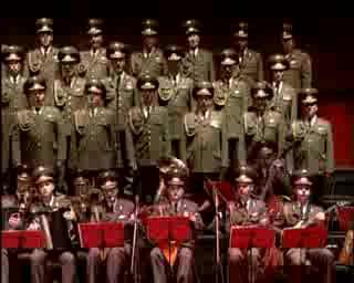 Хор на Червената Армия - Священная Война