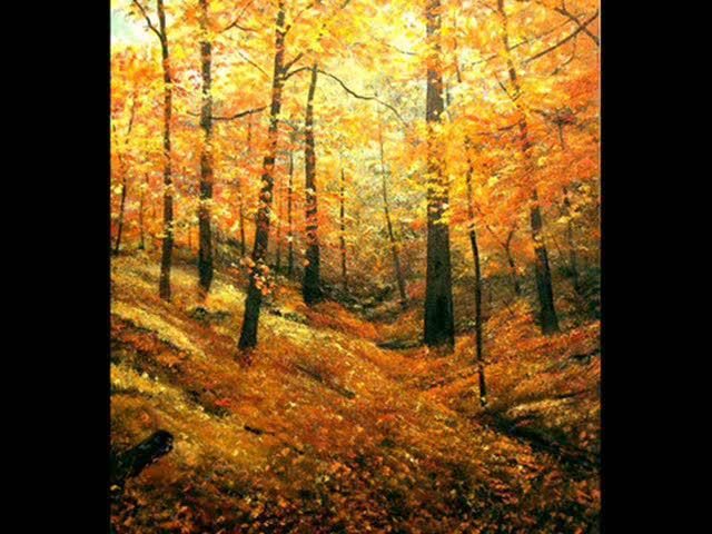Детски Песнички - Есен в гората